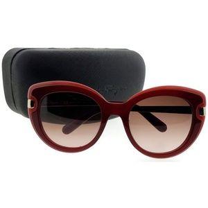 Salvatore Ferragamo SF813S-629-52 Sunglasses
